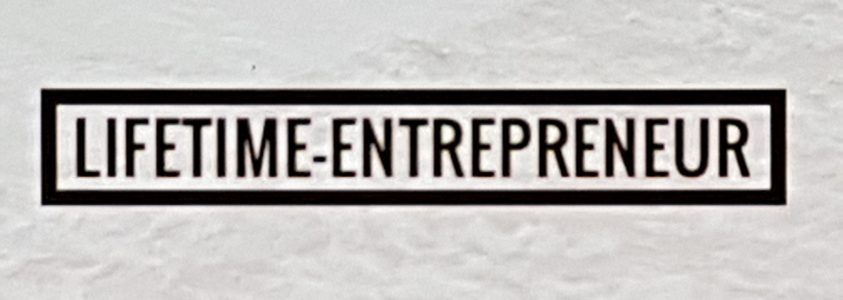Lifetime-Entrepreneur